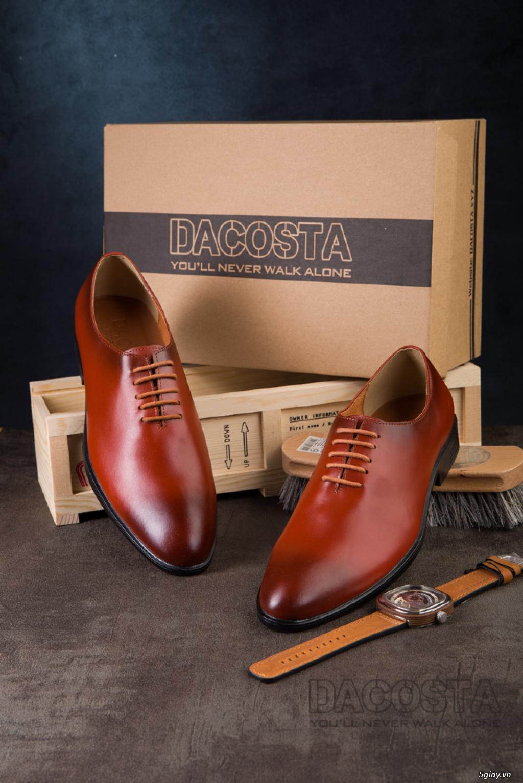 Tiệm Giày Dacosta - Những Mẫu Giày Tây Oxford Hot Nhất 2019 - 26