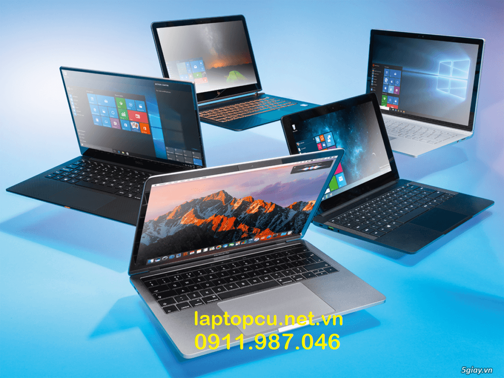 Chuyên Laptop Dell cũ - 1 đổi 1 (7 ngày) - BH 6 12 tháng - Trả góp 0%