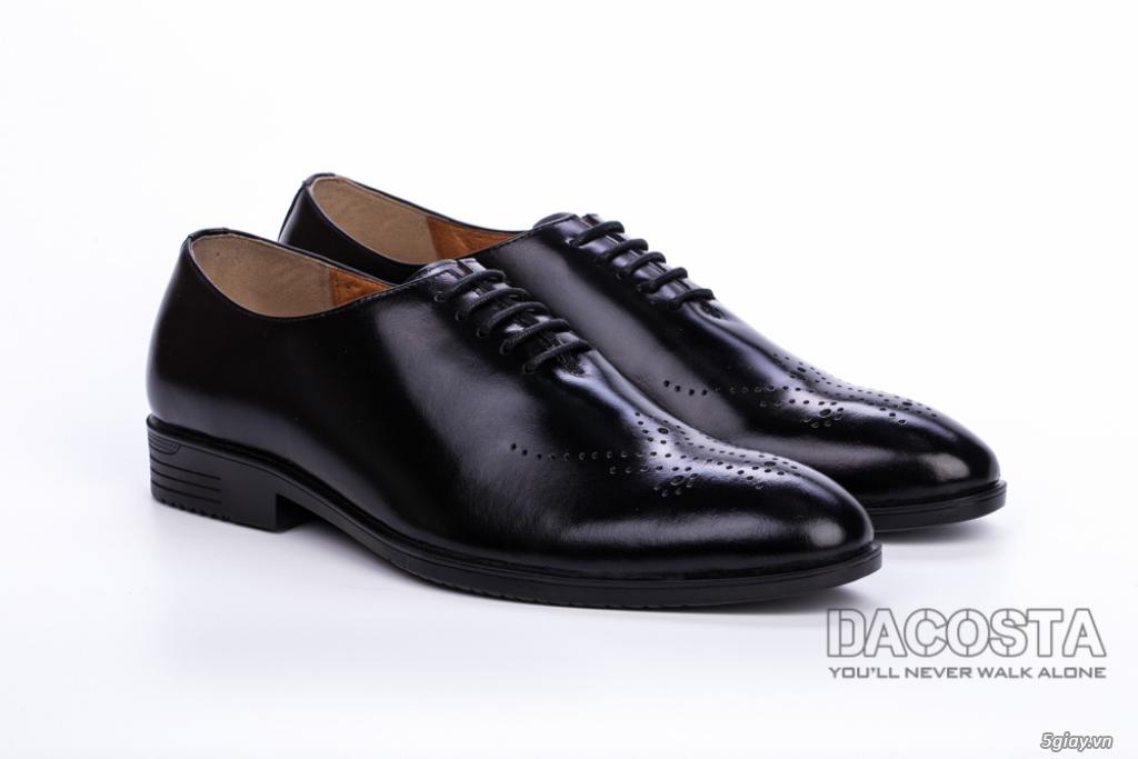 Tiệm Giày Dacosta - Những Mẫu Giày Tây Oxford Hot Nhất 2019 - 9