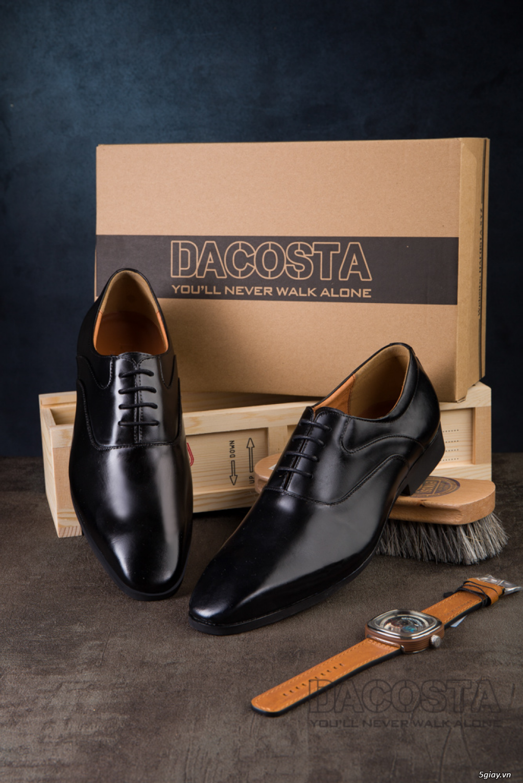 Tiệm Giày Dacosta - Những Mẫu Giày Tây Oxford Hot Nhất 2019 - 46