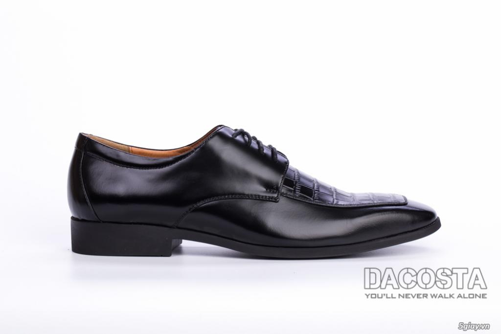 Tiệm Giày Dacosta - Những Mẫu Giày Tây Nam Derby Hot Nhất 2019 - 5