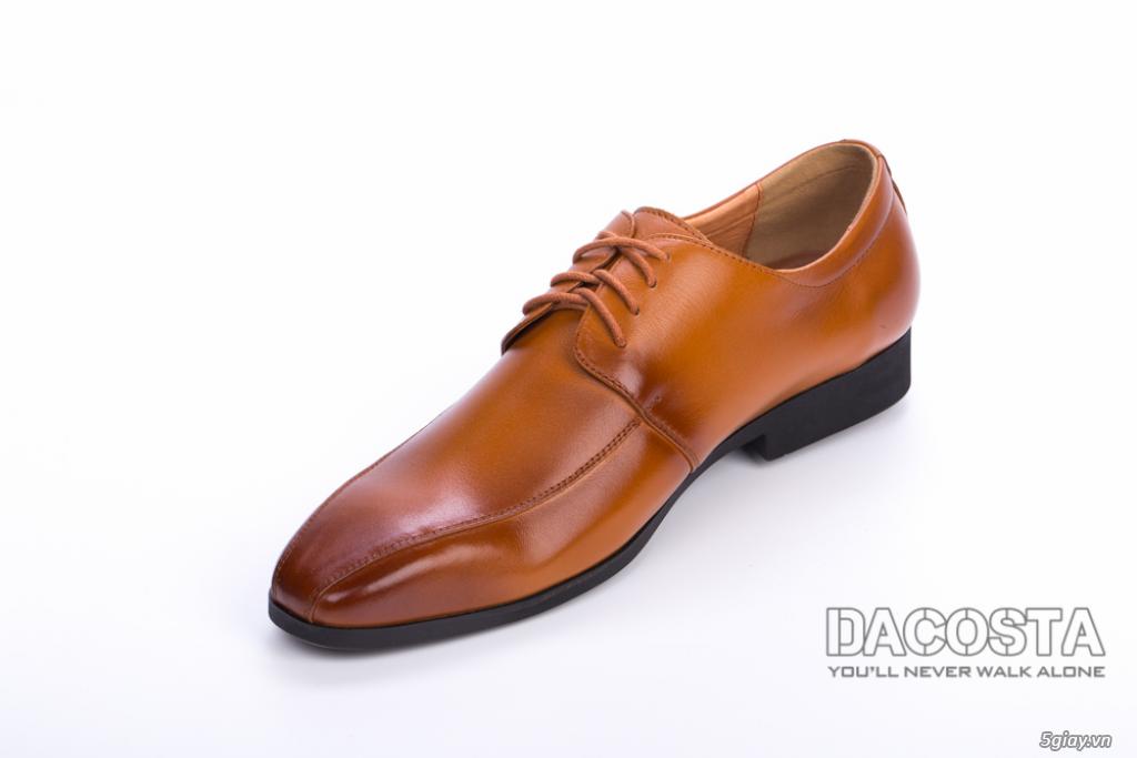 Tiệm Giày Dacosta - Những Mẫu Giày Tây Nam Derby Hot Nhất 2019 - 12