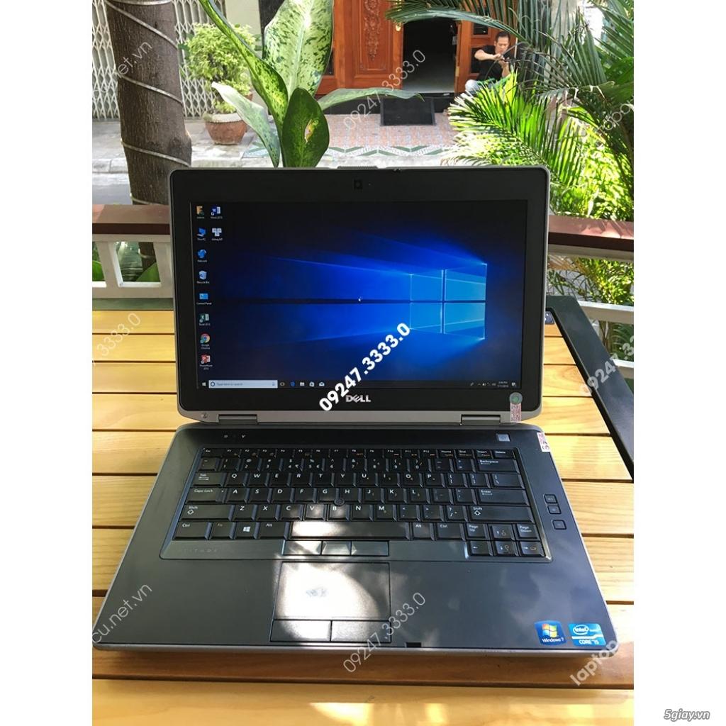 Chuyên Laptop Dell cũ - 1 đổi 1 (7 ngày) - BH 6 12 tháng - Trả góp 0% - 1