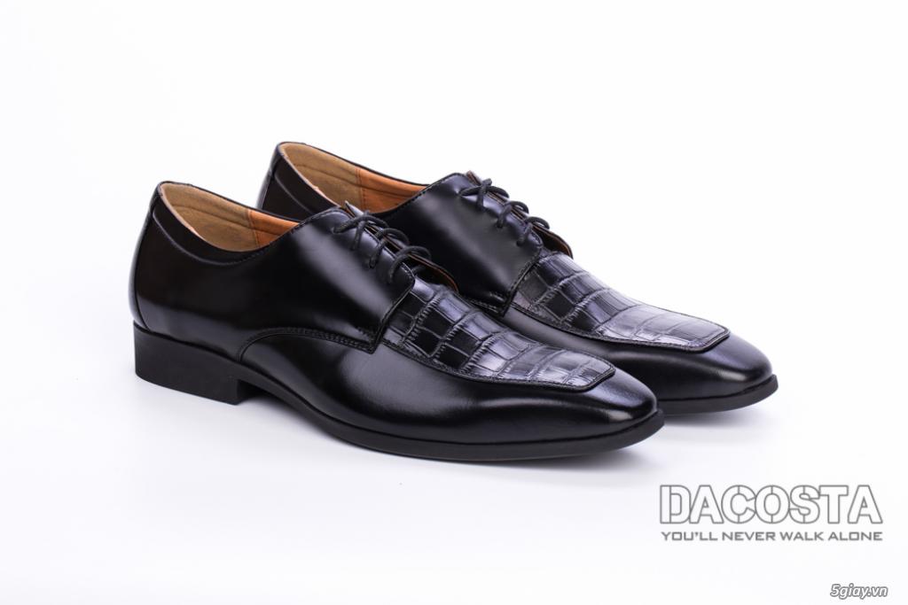 Tiệm Giày Dacosta - Những Mẫu Giày Tây Nam Derby Hot Nhất 2019 - 6