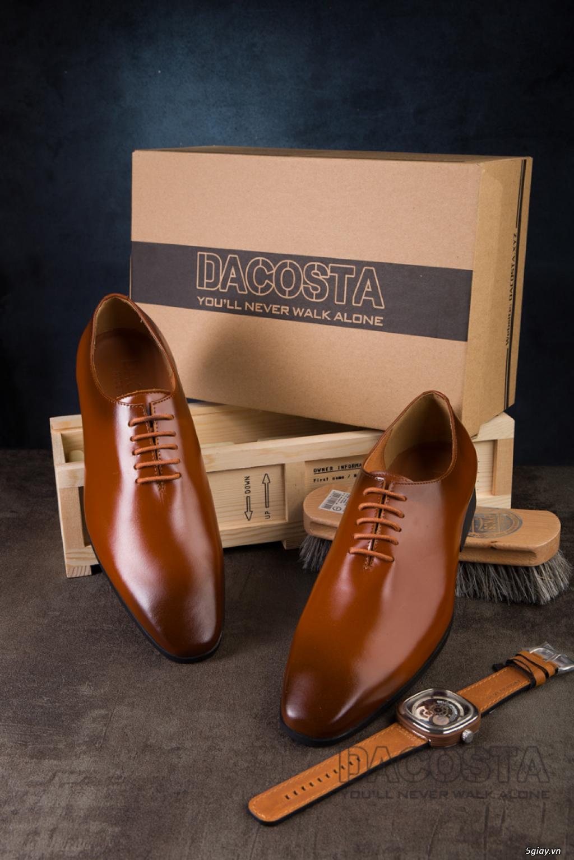 Tiệm Giày Dacosta - Những Mẫu Giày Tây Oxford Hot Nhất 2019 - 18