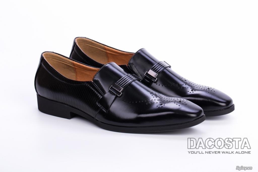Tiệm Giày Dacosta - Những Mẫu Giày Tây Nam Loafer Hot Nhất 2019 - 18