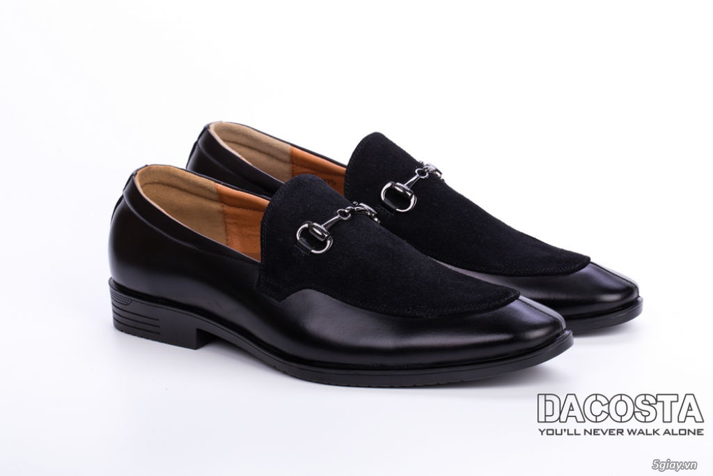 Tiệm Giày Dacosta - Những Mẫu Giày Tây Nam Loafer Hot Nhất 2019 - 10