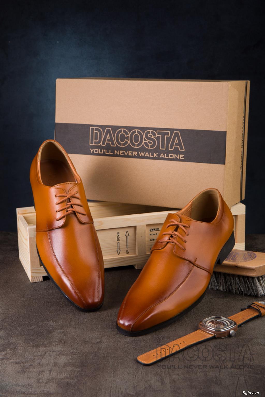 Tiệm Giày Dacosta - Những Mẫu Giày Tây Nam Derby Hot Nhất 2019 - 15