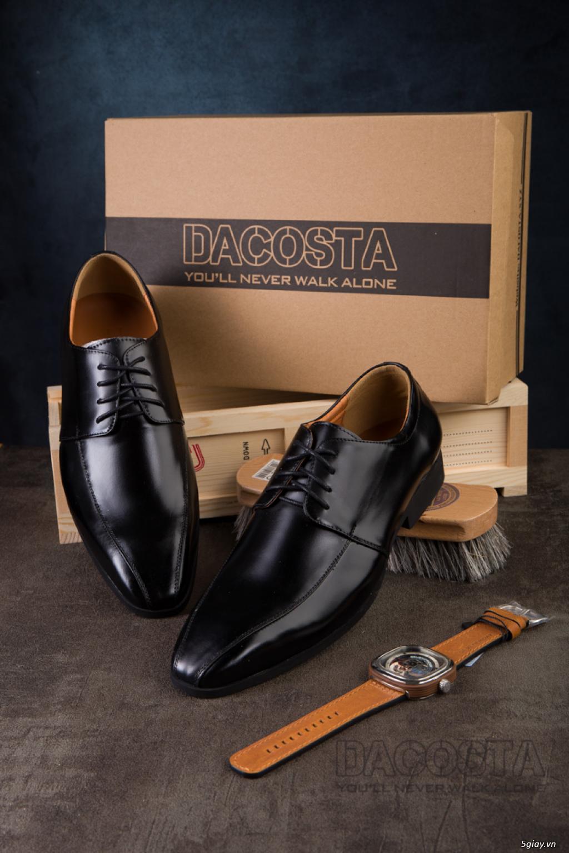 Tiệm Giày Dacosta - Những Mẫu Giày Tây Nam Derby Hot Nhất 2019 - 11