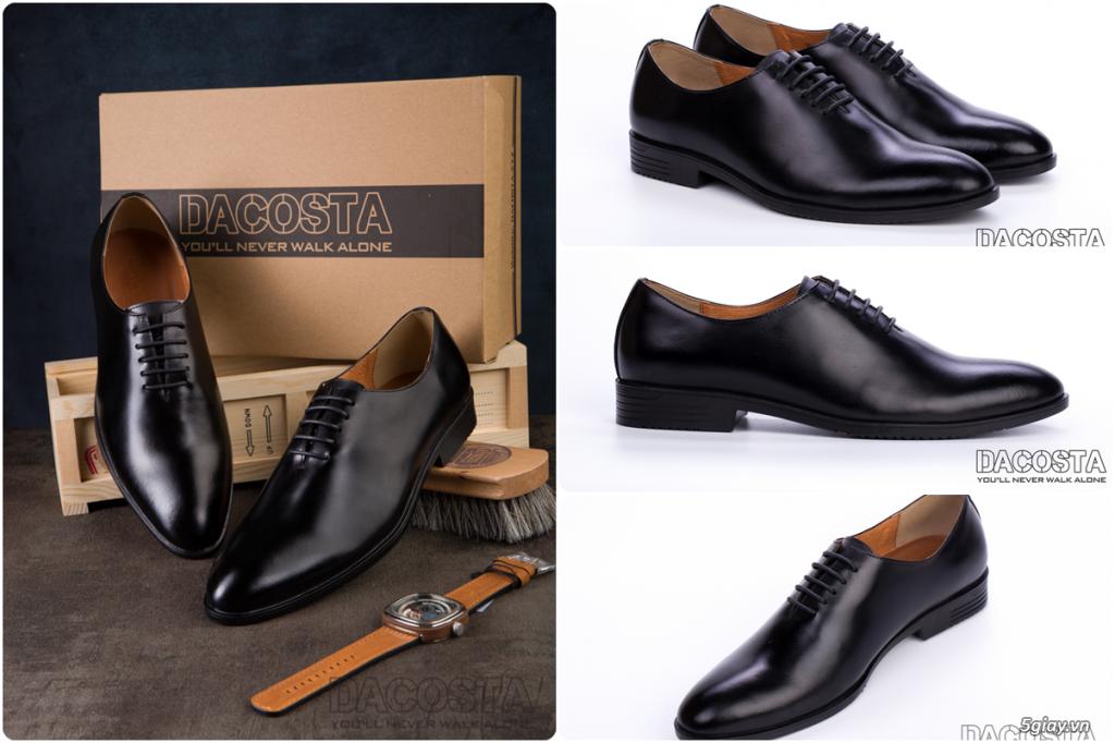 Những Mẫu Giày Tây Nam Kinh Điển 2019 Oxford - Derby - Loafer - Giá Siêu Tốt - [Tiệm Giày Dacosta] - 11