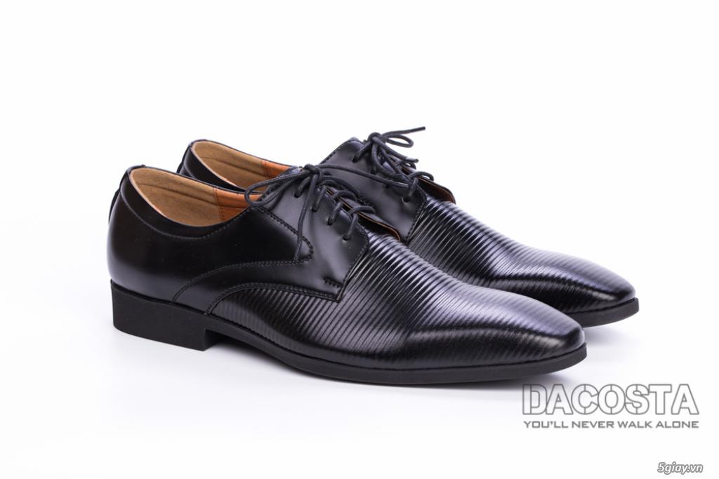 Tiệm Giày Dacosta - Những Mẫu Giày Tây Nam Derby Hot Nhất 2019 - 2