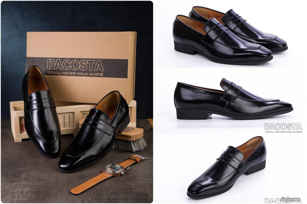 Những Mẫu Giày Tây Nam Kinh Điển 2019 Oxford - Derby - Loafer - Giá Siêu Tốt - [Tiệm Giày Dacosta] - 40