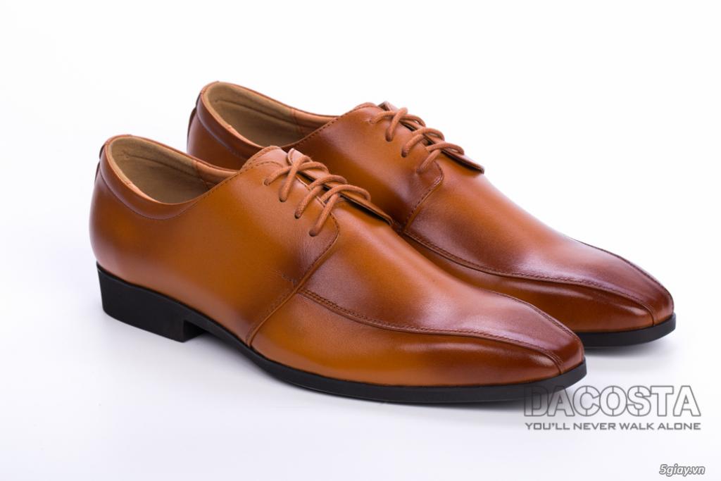 Tiệm Giày Dacosta - Những Mẫu Giày Tây Nam Derby Hot Nhất 2019 - 14