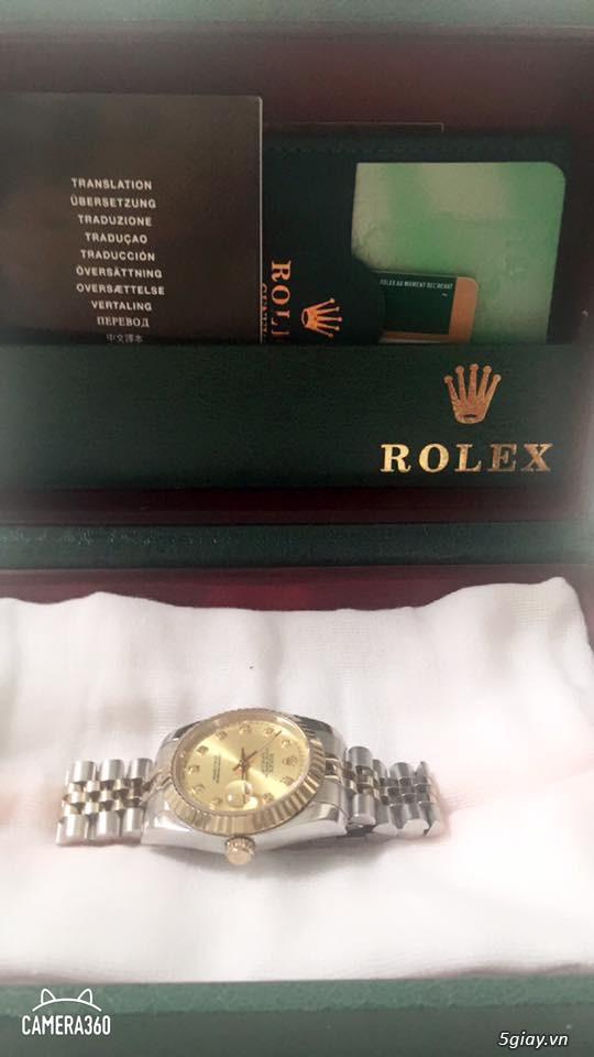 Cần bán đồng hồ rolex nhật bản  - đồng hồ movado chính hãng giá bèo - 7