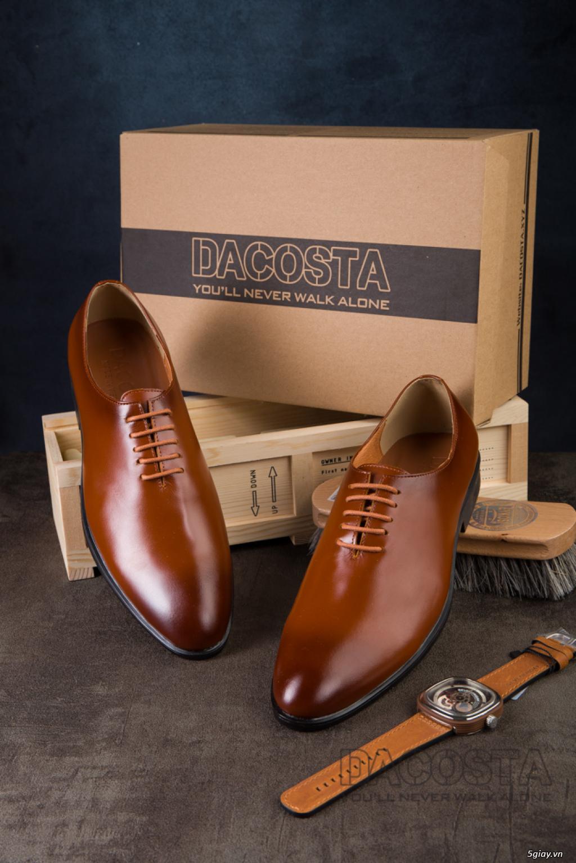 Tiệm Giày Dacosta - Những Mẫu Giày Tây Oxford Hot Nhất 2019 - 24