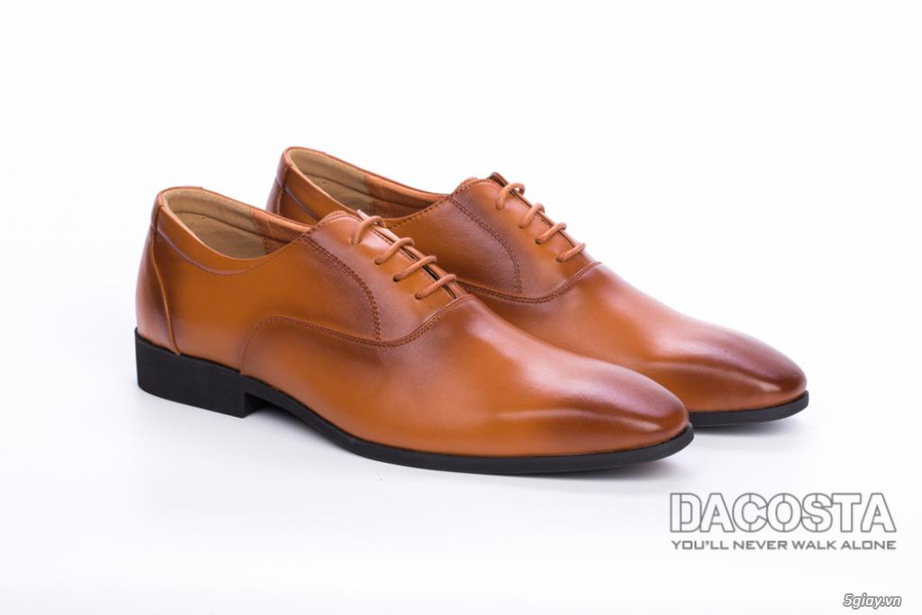 Tiệm Giày Dacosta - Những Mẫu Giày Tây Oxford Hot Nhất 2019 - 4