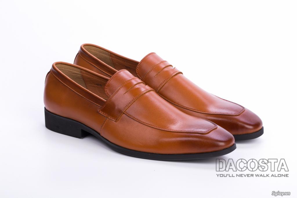 Tiệm Giày Dacosta - Những Mẫu Giày Tây Nam Loafer Hot Nhất 2019 - 30