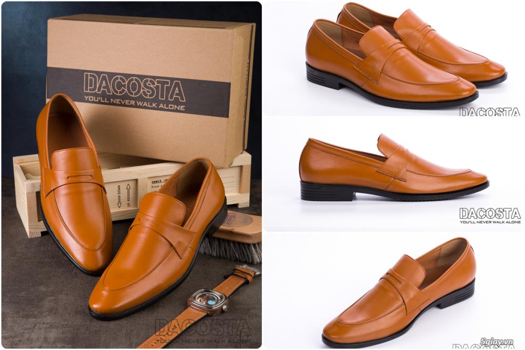 Những Mẫu Giày Tây Nam Kinh Điển 2019 Oxford - Derby - Loafer - Giá Siêu Tốt - [Tiệm Giày Dacosta] - 43