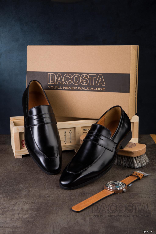 Tiệm Giày Dacosta - Những Mẫu Giày Tây Nam Loafer Hot Nhất 2019 - 27