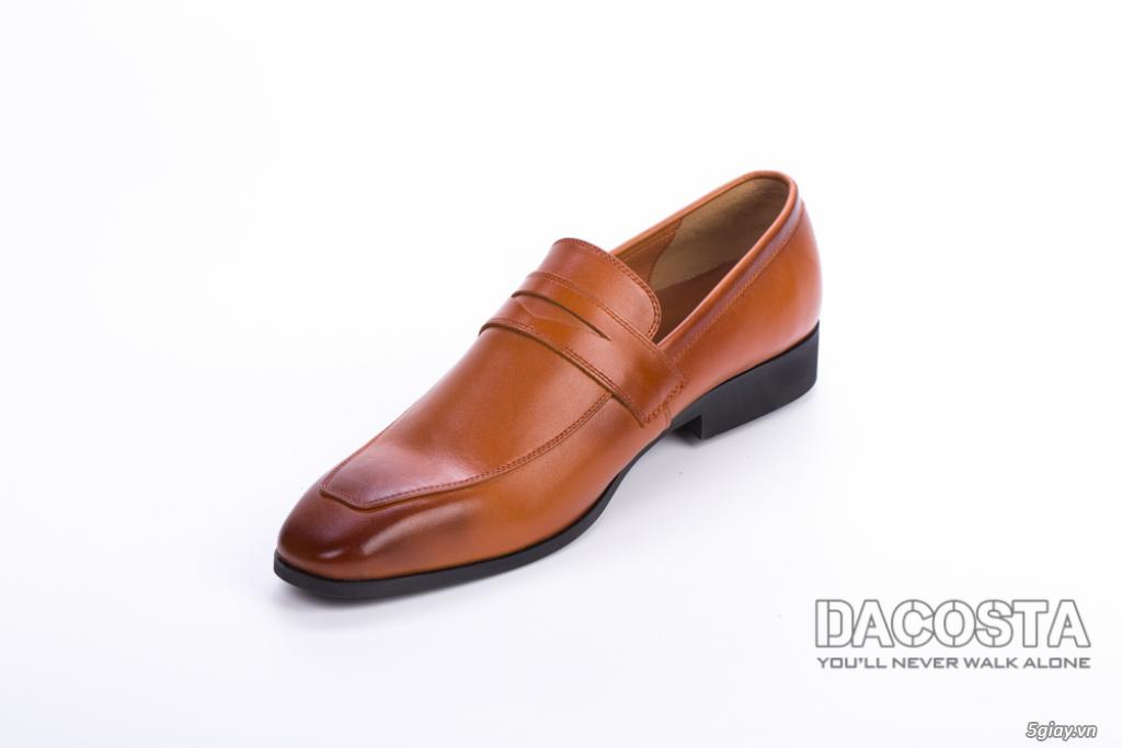 Tiệm Giày Dacosta - Những Mẫu Giày Tây Nam Loafer Hot Nhất 2019 - 29