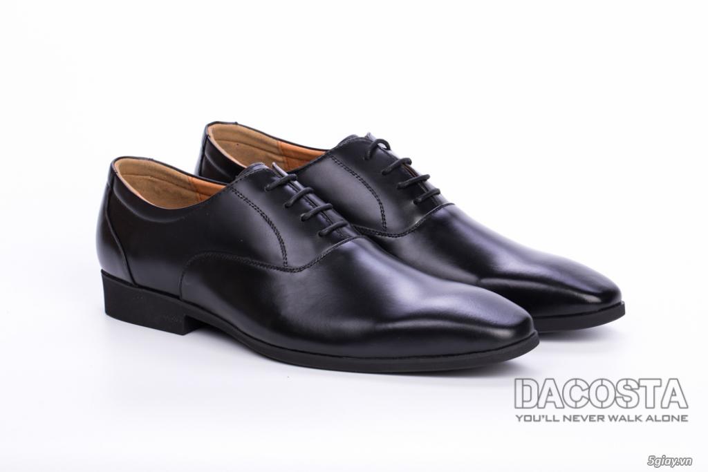 Tiệm Giày Dacosta - Những Mẫu Giày Tây Oxford Hot Nhất 2019 - 2