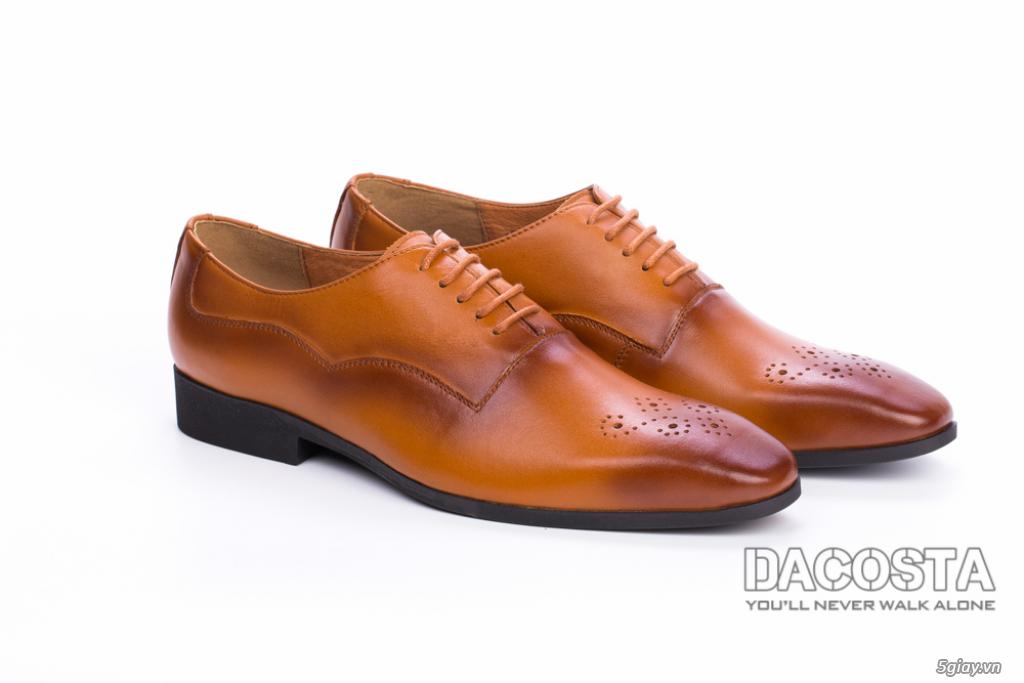 Tiệm Giày Dacosta - Những Mẫu Giày Tây Oxford Hot Nhất 2019 - 41