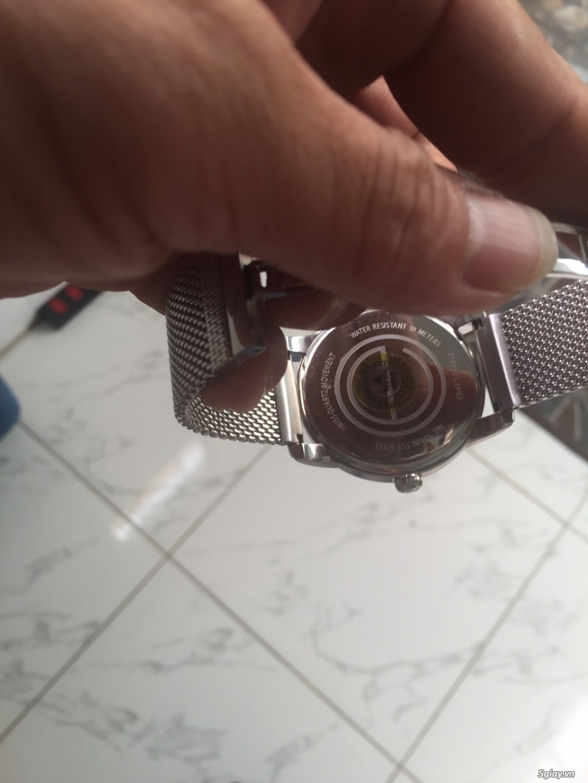 Cần bán đồng hồ rolex nhật bản  - đồng hồ movado chính hãng giá bèo - 11