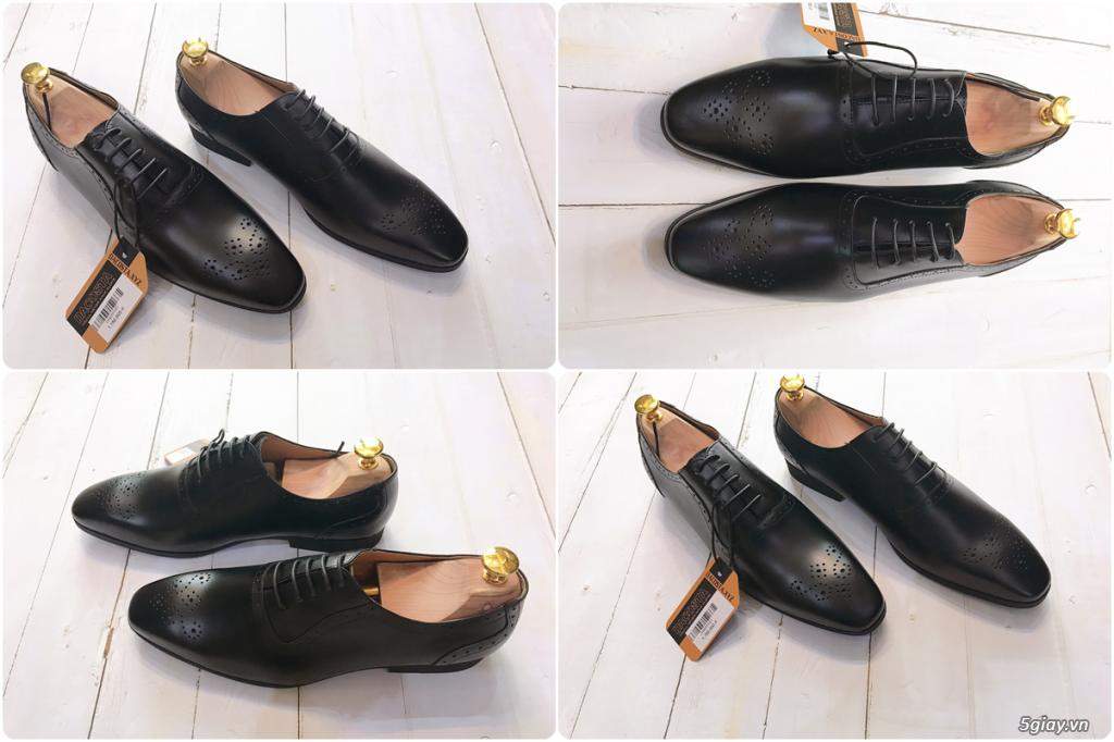 Những Mẫu Giày Tây Nam Kinh Điển 2019 Oxford - Derby - Loafer - Giá Siêu Tốt - [Tiệm Giày Dacosta] - 14