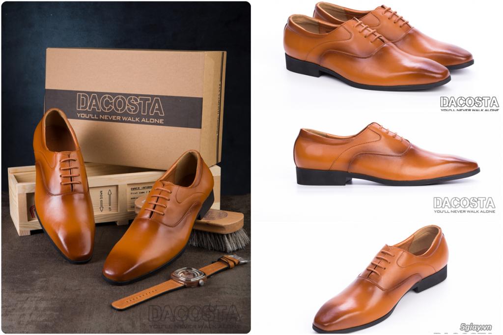 Những Mẫu Giày Tây Nam Kinh Điển 2019 Oxford - Derby - Loafer - Giá Siêu Tốt - [Tiệm Giày Dacosta] - 18