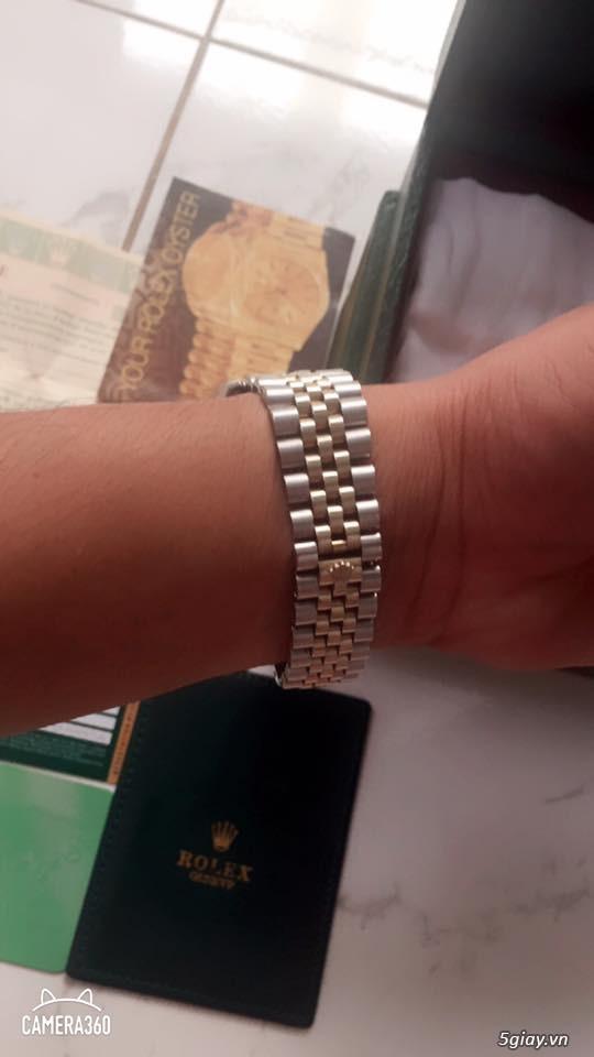 Cần bán đồng hồ rolex nhật bản  - đồng hồ movado chính hãng giá bèo - 1