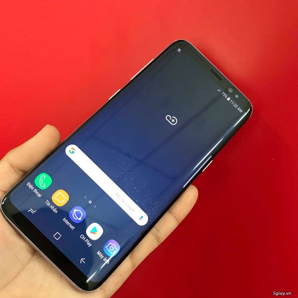 Samsung Galaxy S8 2 sim 64G
