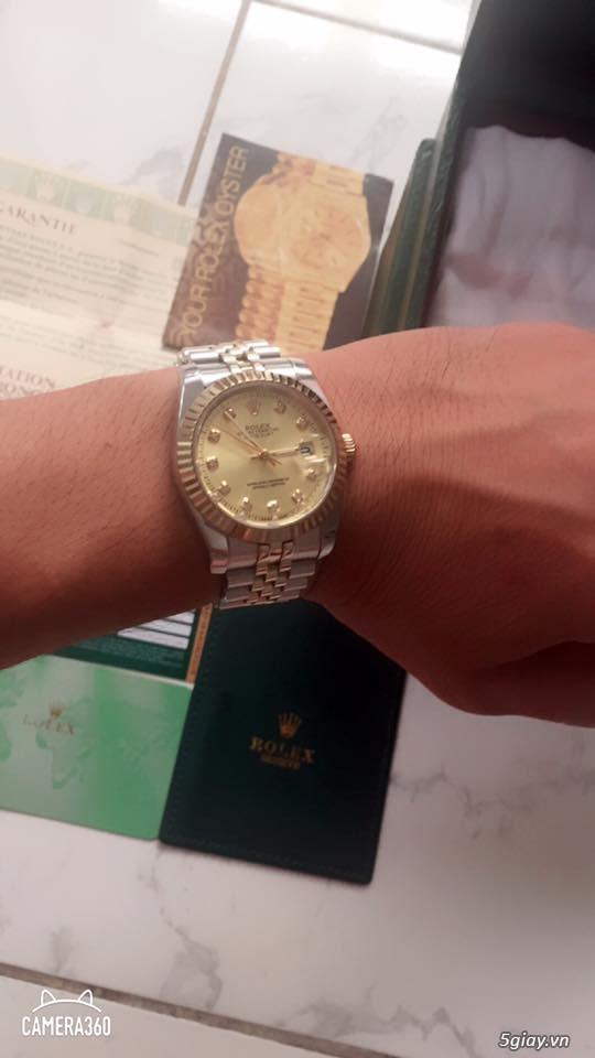 Cần bán đồng hồ rolex nhật bản  - đồng hồ movado chính hãng giá bèo - 6