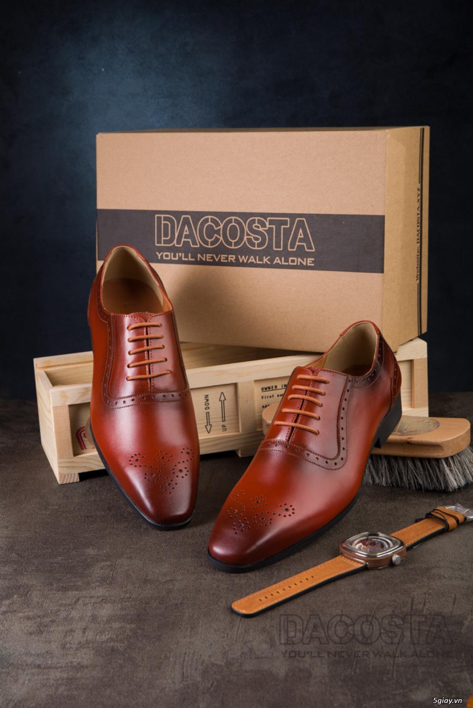 Tiệm Giày Dacosta - Những Mẫu Giày Tây Oxford Hot Nhất 2019 - 32