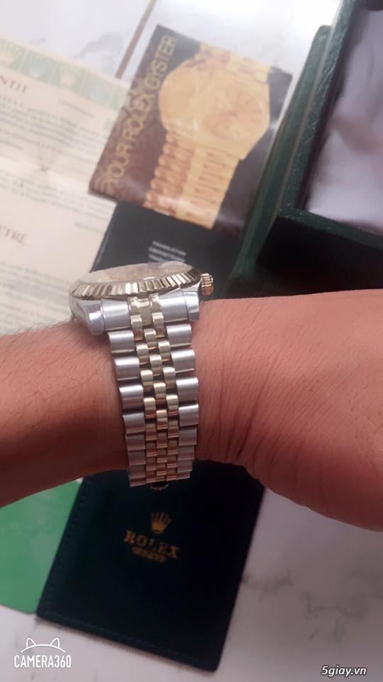 Cần bán đồng hồ rolex nhật bản  - đồng hồ movado chính hãng giá bèo