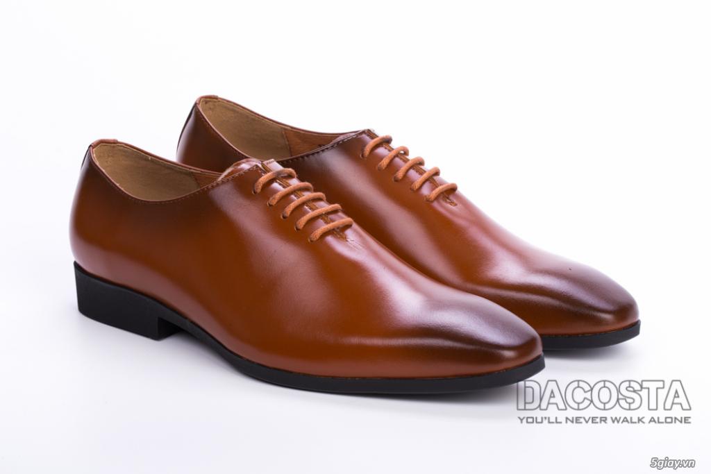 Tiệm Giày Dacosta - Những Mẫu Giày Tây Oxford Hot Nhất 2019 - 17