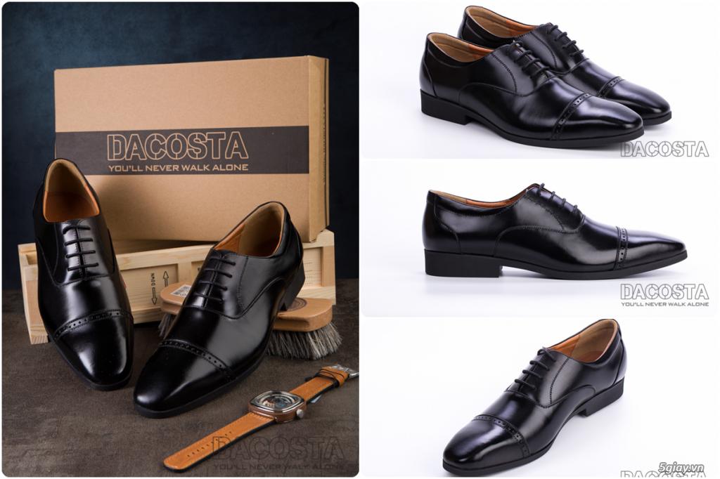 Những Mẫu Giày Tây Nam Kinh Điển 2019 Oxford - Derby - Loafer - Giá Siêu Tốt - [Tiệm Giày Dacosta] - 28