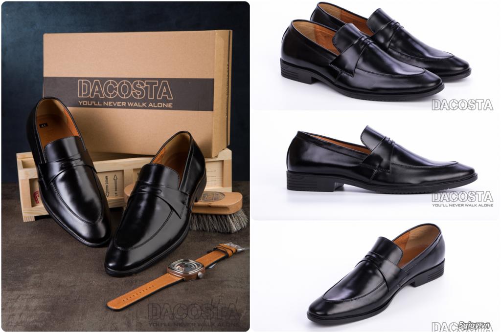 Những Mẫu Giày Tây Nam Kinh Điển 2019 Oxford - Derby - Loafer - Giá Siêu Tốt - [Tiệm Giày Dacosta] - 42