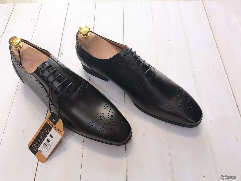 Tiệm Giày Dacosta - Những Mẫu Giày Tây Oxford Hot Nhất 2019 - 27