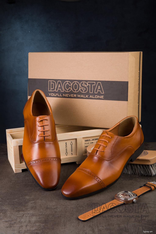 Tiệm Giày Dacosta - Những Mẫu Giày Tây Oxford Hot Nhất 2019 - 38