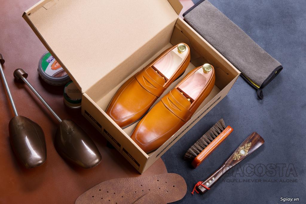 Tiệm Giày Dacosta - Những Mẫu Giày Tây Oxford Hot Nhất 2019