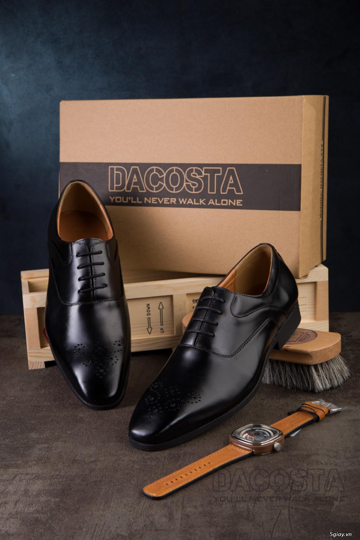 Tiệm Giày Dacosta - Những Mẫu Giày Tây Oxford Hot Nhất 2019 - 44