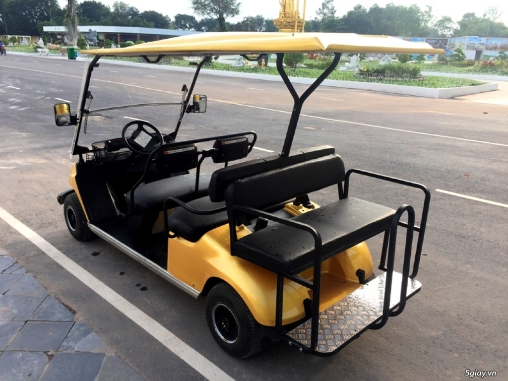 www.123nhanh.com: Xe ô tô điện Yamaha, xe ô tô điện du lịch