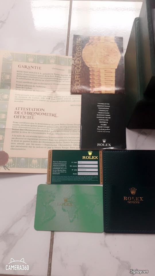 Cần bán đồng hồ rolex nhật bản  - đồng hồ movado chính hãng giá bèo - 2