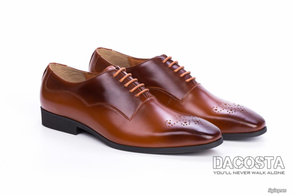 Tiệm Giày Dacosta - Những Mẫu Giày Tây Oxford Hot Nhất 2019 - 39