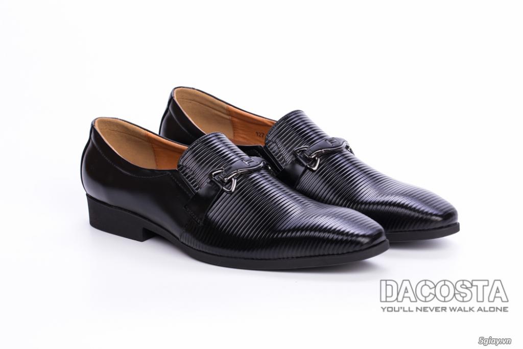 Tiệm Giày Dacosta - Những Mẫu Giày Tây Nam Loafer Hot Nhất 2019 - 6