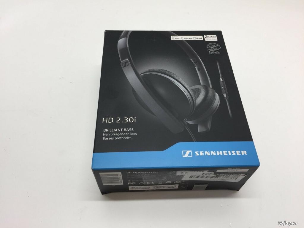 Cần bán: Tai nghe Sennheiser HD2.30i mới 99.99%