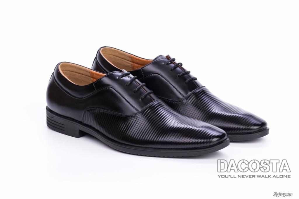 Tiệm Giày Dacosta - Những Mẫu Giày Tây Oxford Hot Nhất 2019 - 8