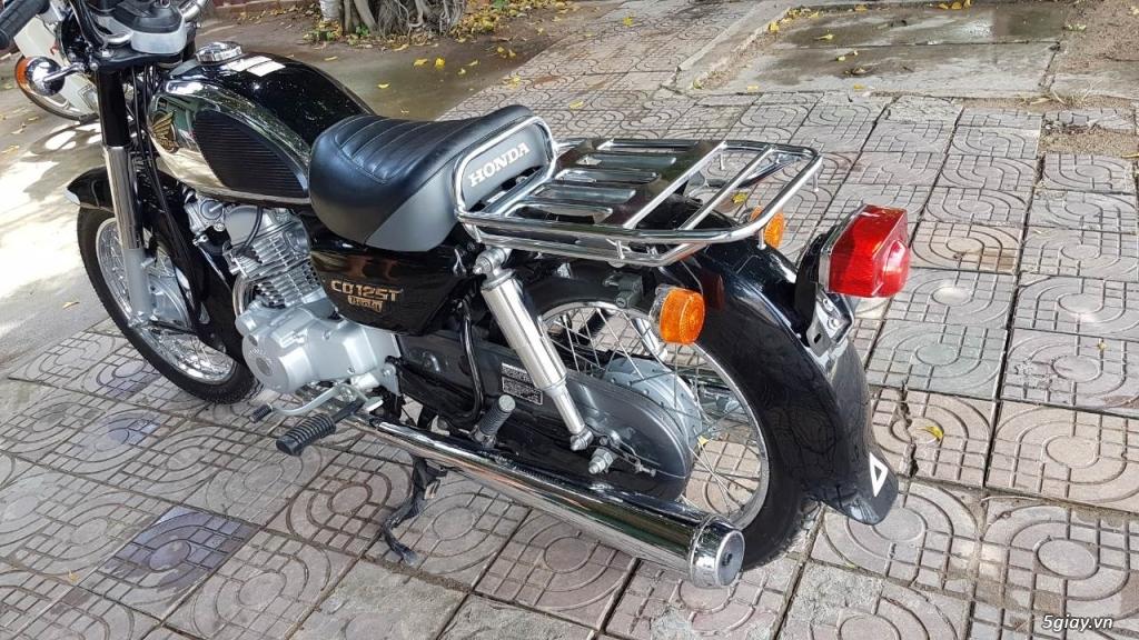 Cần Bán: Honda cd125 2002(đời cuối) odo 6k/km như xe thùng. - 3