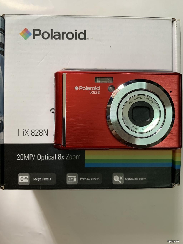 Máy ảnh Polariod iX828 20 MP, Zoom 8X chính hãng, end 23h00 22/09/2019 - 4