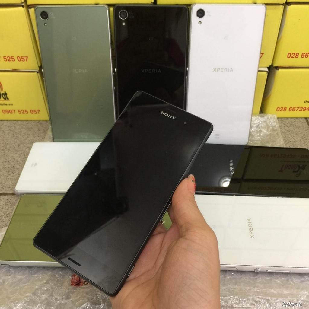 Chuyên Sỉ & Lẻ Sony Z3 Ram 3GB Giá Cực Rẻ Tại Tp.hcm, Ship Tận Nơi